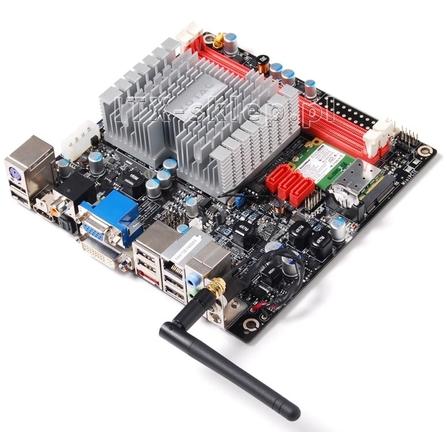 Zotac IONITX A-E Dual Core 2x1,6 GHz