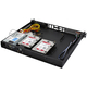 """Obudowa uniwersalna mini-ITX 19"""" Rack 1U Delta3-1U-ITX 250W"""