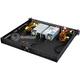 """Obudowa uniwersalna Dual mini-ITX 19"""" Rack 1U Delta4-1U-ITX 250W"""