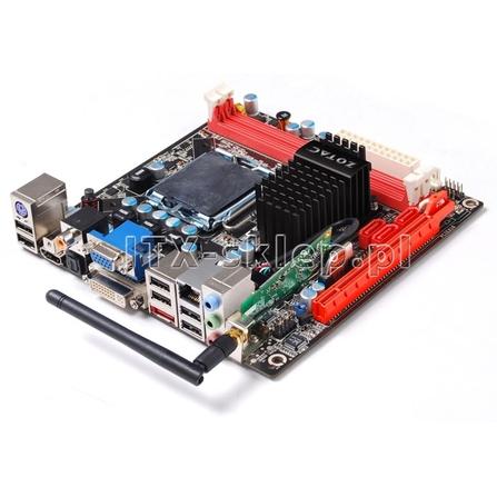 Zotac GeForce 9300-ITX-WiFi I-E LGA775