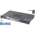 Serwer Fanless 1U Celeron N2930 4GB DDR3 120GB SSD 4xLAN Delta-Silent2-SSD120