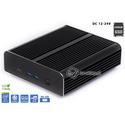 Komputer NUC Fanless Core i3-7100U 2,40GHz 8GB RAM SSD 240GB Delta-NUC16-SSD240