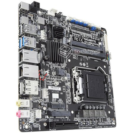 Gigabyte GA-IMB310TN Thin mini-ITX H310 Coffee Lake LGA1151 2xLAN 12-24V DC