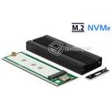 Obudowa zewnętrzna do dysku M.2 NVMe USB 3.1 Gen. 2 Delock 42600