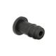 Zaślepka przeciwkurzowa gniazda jack 3,5mm czarna Delock 60251