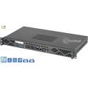 Komputer przemysłowy 1U 9. generacji Core i3-9100 16GB RAM Delta-Rack-i3-H310-SSD256
